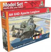 Italeri AH-64D Apache Longbow - Model Set