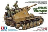 Tamiya German Self-Propelled Howitzer Wespe Italian Front