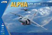 Kinetic Alpha Jet A/E