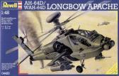 Revell AH-64D/WAH-64D Longbow Apache