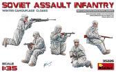 MiniArt Russian Assault Infantry