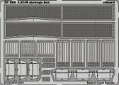 Eduard LAV-M - Stowage Box - Zoom Photo Etch Set (TRU)
