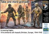Master Box Ltd 101st Airborne Divis., Europe 1944-45