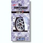 Fujimi 15 inch Tom's Rally Wheels