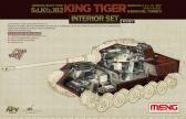 "Meng Sd.Kfz.182 ""King Tiger"" (Henschel Turret) Interior Set"