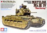 Tamiya Matilda Mk.III/IV Red Army
