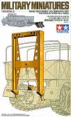 Tamiya 18 ton Half-Track - Tank Recovery Accessory Set