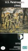 "Master Box Ltd U.S. Paratroopers ""1944"""