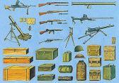 Italeri Accessoires WWII