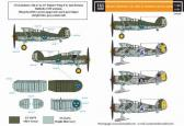 Gloster Gladiator in Swedish service VOL.II