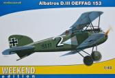 Eduard Albatros D.III OEFFAG 153 - Weekend Edition
