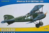 Eduard Albatros D.III OEFFAG 153 - Weekend Edition