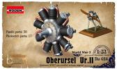Roden Oberursel Ur.II - Engine