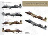 """A-10A WARTHOG S/N """"Peanut"""" / """"Flipper"""""""