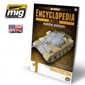 Ammo Mig Jimenez Encyclopedia of Armour Modeling Techniques vol 1: Construction