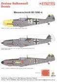 Techmod Bf-109E-4