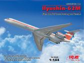 ICM Ilyushin-62M, German Air Force Passenger Aircraft