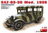 MiniArt GAZ-03-30 Mod. 1938
