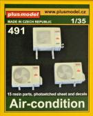 Plus Model Air-Condition