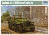 Trumpeter GAZ-67B