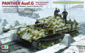 Rye Field Model Panther Ausf.G Early/Late w/Full interior (Sd.Kfz.171)