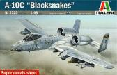 "Italeri A-10C ""Blacksnakes"""