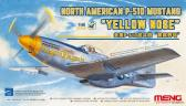 "Meng North American P-51D Mustang ""Yellow Nose"""