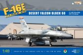 "Kinetic F-16E Block 60 ""United Arab Emirates"""