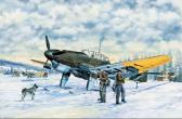 Trumpeter Junkers Ju 87B-2/U4 Stuka with Skis