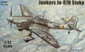 Trumpeter Junkers Ju-87D Stuka