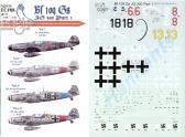 Eagle Cals Bf 109G JG 300 Pt 1