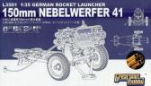 Great Wall Hobby 150mm Nebelwerfer 41 - German Rocket Launcher