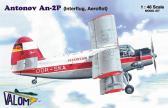 """Valom Antonov An-2P """"Interflug, Aeroflot"""""""