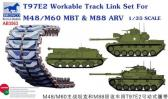 Bronco T97E2 - Workable Track Link Set for M48/M60/M88