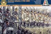 Italeri Austrian Infantry 1798-1805 - Napoleonic Wars