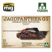 "Takom Jagdpanther G1 Sd.Kfz. 173 ""Late Production"""