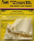 CMK OH-6 Cayuse - Engine Set (DRA/ITA)