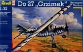 "Revell Dornier Do 27 ""Grzimek - Serengeti Version"""
