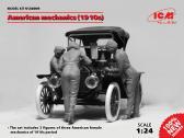 ICM American mechanics (1910s)