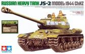 Tamiya JS-2 1944 w/Aber Pe & Gun