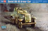 Hobby Boss BA-10 Armoured Car