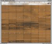 Eduard Akagi Carrier Deck Lift Area - Color Photo Etch Set