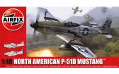Airfix North-American P-51D Mustang