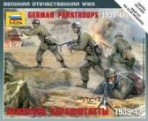 """Zvezda German Paratroopers """"1939-1942"""""""