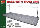 MiniArt Base with Tram Line
