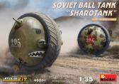 MiniArt Soviet Ball Tank 'Sharotank' w/ Interior