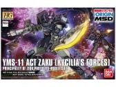 Bandai HG Act Zaku (Kycilia's Forces)