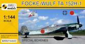Mark I Focke-Wulf Ta 152H