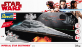 Revell Imperial Star Destroyer Build & Play