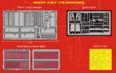 Eduard A-4E/F Skyhawk - Big Edition Detail Set (HAS) 1/48